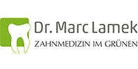 Kundenlogo Lamek Marc Dr. med. dent. Zahnmedizin im Grünen