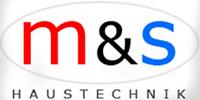 Kundenlogo M & S GmbH Haustechnik Heizung & Sanitär