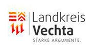 Kundenlogo Landkreis Vechta mit allen Dienststellen
