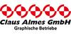 Kundenlogo von Almes GmbH Claus Siebdruck u. Werbetechnik