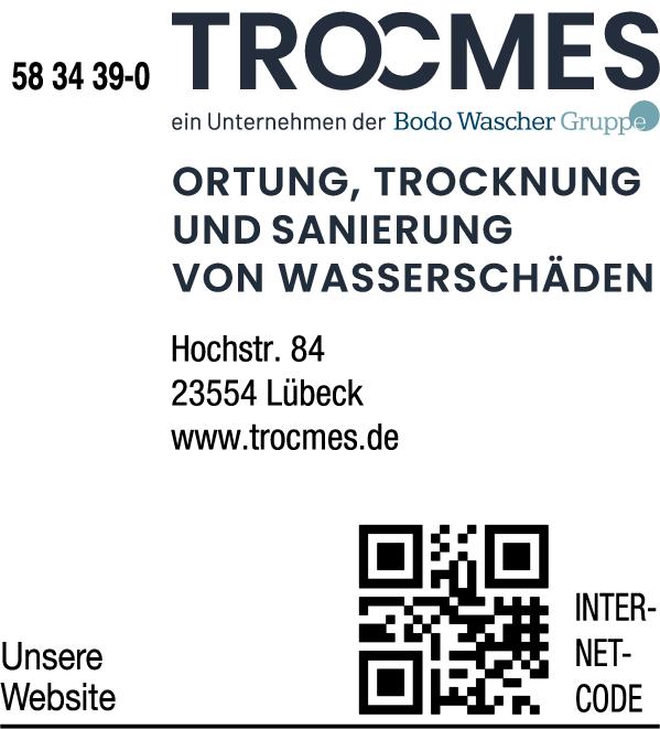 Anzeige TROCMES GmbH