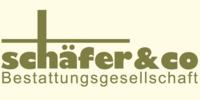 Kundenlogo Bestattungsges. Schäfer & Co. (GmbH & Co.) KG
