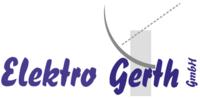 Kundenlogo Elektro Gerth GmbH