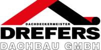 Kundenlogo Drefers Dachbau GmbH