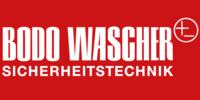 Kundenlogo Bodo Wascher - Sicherheitstechnik