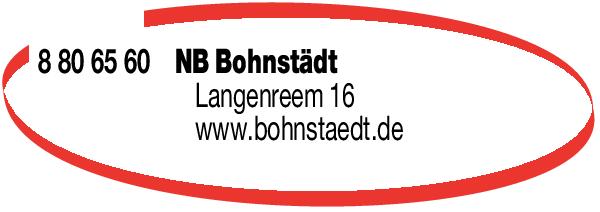 Anzeige Bohnstädt Werbeagentur