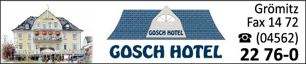 Gosch Hotel Gmbh Co Kg In Gromitz In Das Ortliche