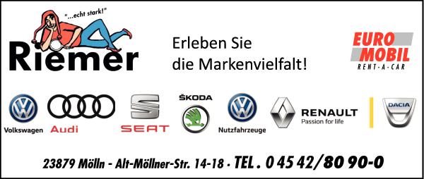 Anzeige Riemer Ing. W. GmbH & Co. KG