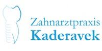 Kundenlogo Kaderavek Thomas MU Dr. u. Jaroslava MU Dr. Zahnärzte