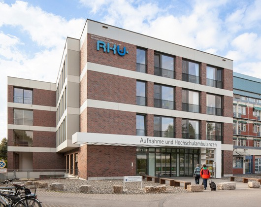 Kundenbild klein 1 RKU - Universitäts- und Rehabilitationskliniken Ulm Klinik