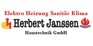 Kundenlogo von Herbert Janssen Haustechnik GmbH