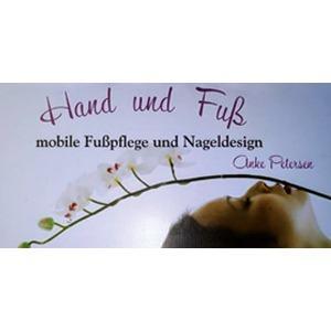 Bild von mobile Fußpflege und Nageldesign Krankenschwester Hand und Fuß Anke Petersen