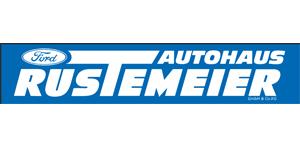 Kundenlogo von Rustemeier Ford-Vertragshändler Inh. Andreas Johlen