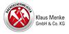 Kundenlogo von Dachdeckermeister Klaus Menke GmbH & Co. KG
