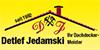 Kundenlogo von Jedamski Detlef Dachdeckermeister