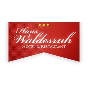 Bild von Hotel - Restaurant Haus Waldesruh