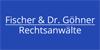 Kundenlogo von Rechtsanwälte Fischer & Dr. Göhner Rechtsanwälte und Fachanwälte für Arbeitsrecht in Bünde