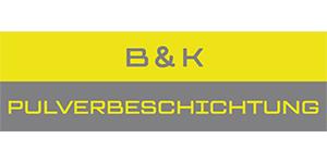 Kundenlogo von B&K Pulverbeschichtung