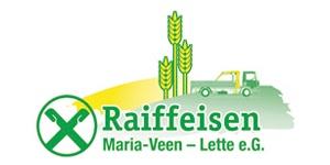 Kundenlogo von Raiffeisen Maria-Veen Lette eGBetiebsstelle Lette