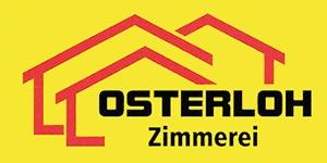 Kundenlogo von Bernd Osterloh Zimmerei