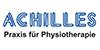 Kundenlogo von Achilles Praxis für Physiotherapie Krankengymnastik und Massagen
