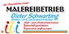 Kundenlogo von Schwarting Dieter Malereibetrieb