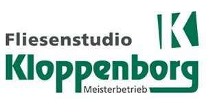 Kundenlogo von Kloppenborg GmbH Fliesenstudio,  Betrieb für Fliesenarbeiten