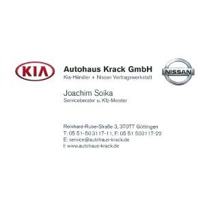 Bild von Autohaus Krack GmbH Nissan-Servicepartner