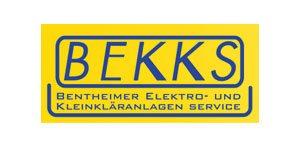 Kundenlogo von BEKKS Bentheimer Elektro- und Kleinkläranlagen Service