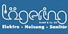 Kundenlogo von Lögering GmbH & Co. KG Heizung Sanitär Klempnerei
