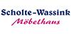 Kundenlogo von Scholte-Wassink Möbelhaus Inh. Frank-Scholte-Wassink