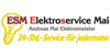 Kundenlogo von Elektroservice Mai