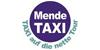 Kundenlogo von Mende Ingrid Taxi