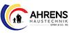 Kundenlogo von Ahrens Haustechnik GmbH & Co. KG