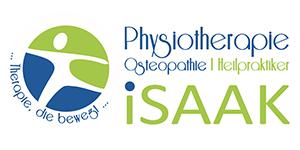 Kundenlogo von Isaak Peter Praxis für Physiotherapie