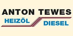 Kundenlogo von Anton Tewes e.K. Kohlen - Heizöl - Diesel - Schmierstoffe