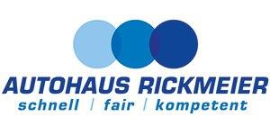 Kundenlogo von Autohaus Rickmeier GmbH