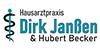 Kundenlogo von Dirk Janssen Facharzt für Allgemeinmedizin