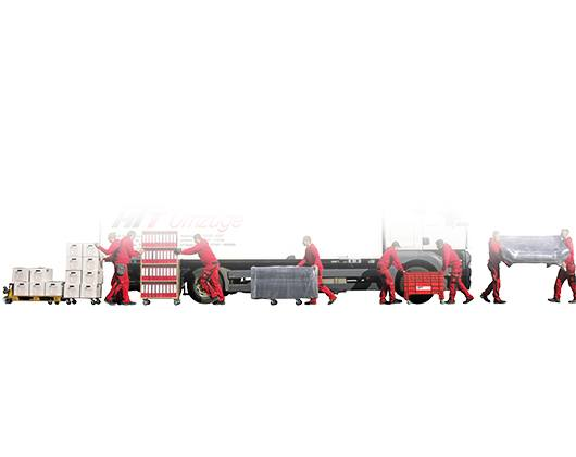 Kundenbild klein 10 HTT Umzüge Helmut Traxl Transport GmbH