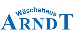 Kundenlogo von Arndt Wäschehaus GmbH
