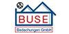 Kundenlogo von Buse Bedachungen GmbH