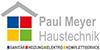 Kundenlogo von Paul Meyer Haustechnik Sanitär Heizung Elektro Komplettservice