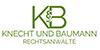 Kundenlogo von Knecht und Baumann - Fachanwälte für Strafrecht