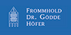 Kundenlogo von Frommhold Peter Rechtsanwalt - Notar a. D.,  FA für Familienrecht