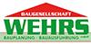 Kundenlogo von Baugesellschaft Wehrs GmbH