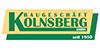 Kundenlogo von Kolnsberg Baugeschäft GmbH