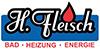 Kundenlogo von Fleisch H. GmbH & Co. KG Elektro-Heizung-Sanitär