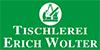 Kundenlogo von Tischlerei Erich Wolter