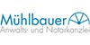 Kundenlogo von Mühlbauer Alexander Rechtsanwalt