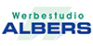 Kundenlogo von Albers Werbestudio GmbH
